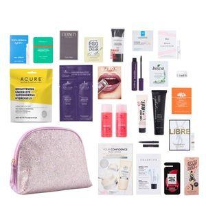 Ulta Beauty 24 Piece Beauty Bag